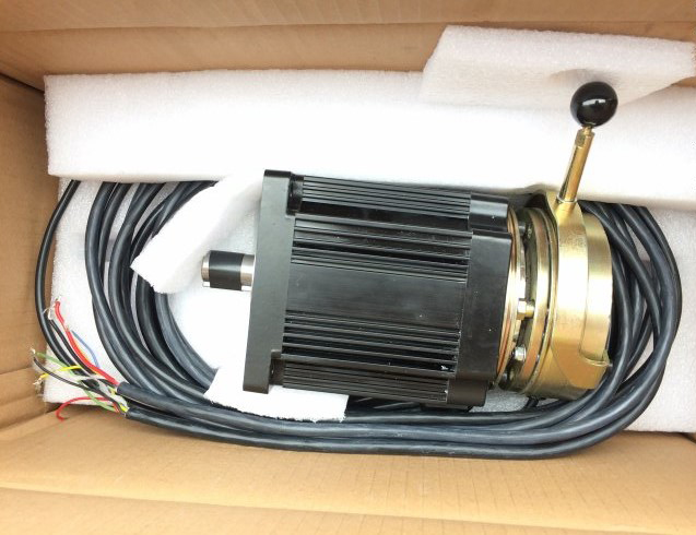 1kw bldc motor with brake device