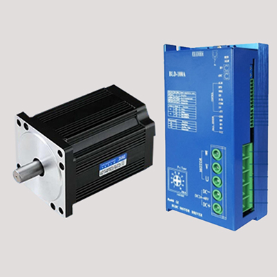 BLDC motor and controller